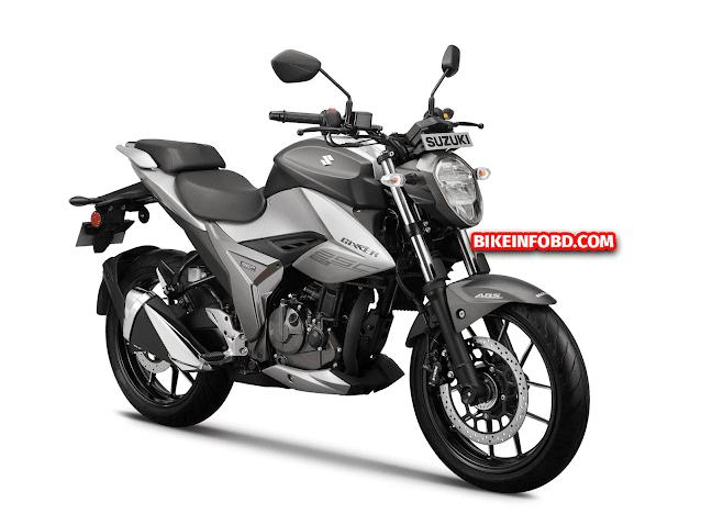 suzuki gixxer 2021 (ABS) price in bangladesh