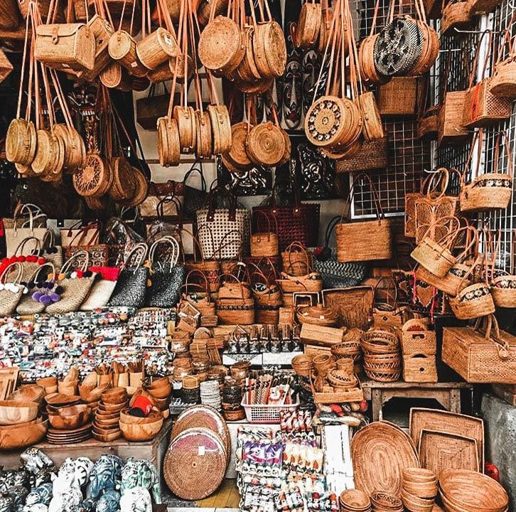 Ubud Bali Shopping