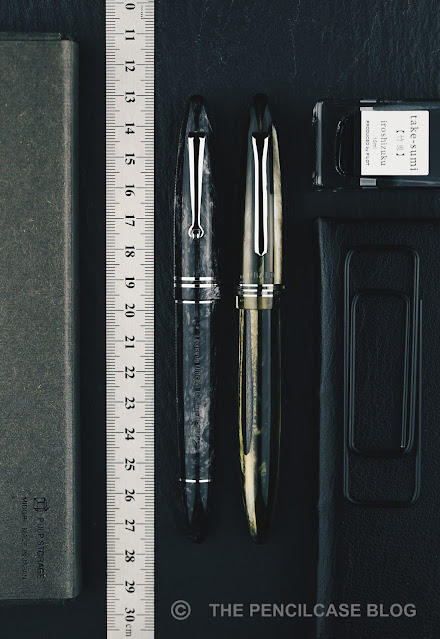 REVIEW: TIBALDI BONONIA FOUNTAIN PEN