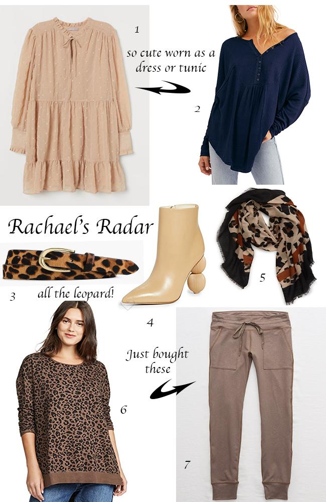 Rachael's Radar