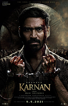 Karnan Budget, Hit or Flop, Box Office Collection wiki - Here Check the Tamil movie Karnan cost, profits & Box office verdict Hit or Flop, latest update on MT WIKI, box office india and Worldwide.