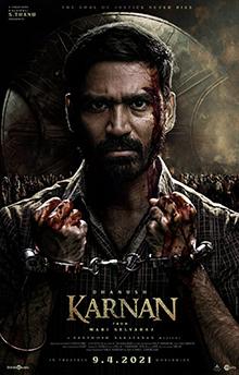 Dhanush, Upcoming Tamil Movie under Mari Selvaraj next Karnan, Poster, release date