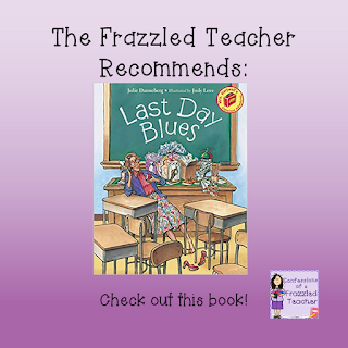 Frazzled Book Recommendation: Last Day Blues