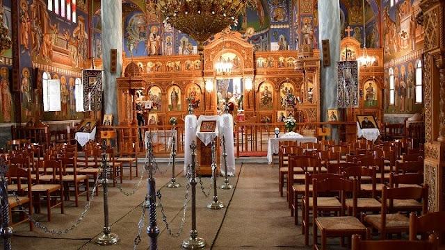 Να λειτουργήσουν οι ναοί την περίοδο των Χριστουγέννων ζητάει η Διαρκής Ιερά Σύνοδος