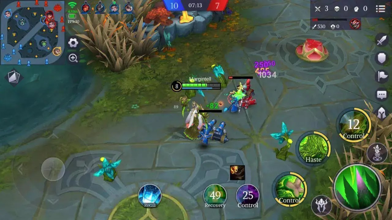 in Game Legend of Ace