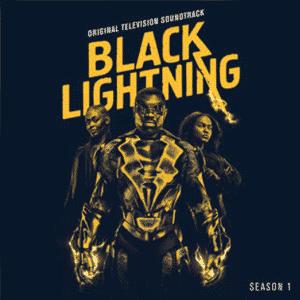 Poster da série Raio Negro