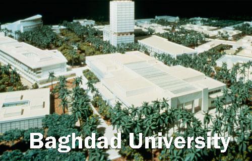Foto Universitas Baghdad