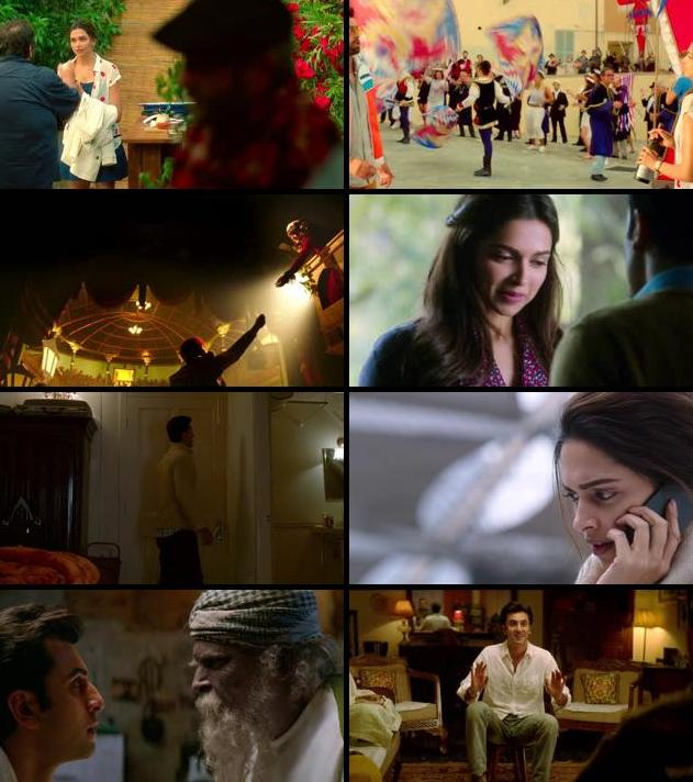 Tamasha 2015 Hindi 720p BluRay