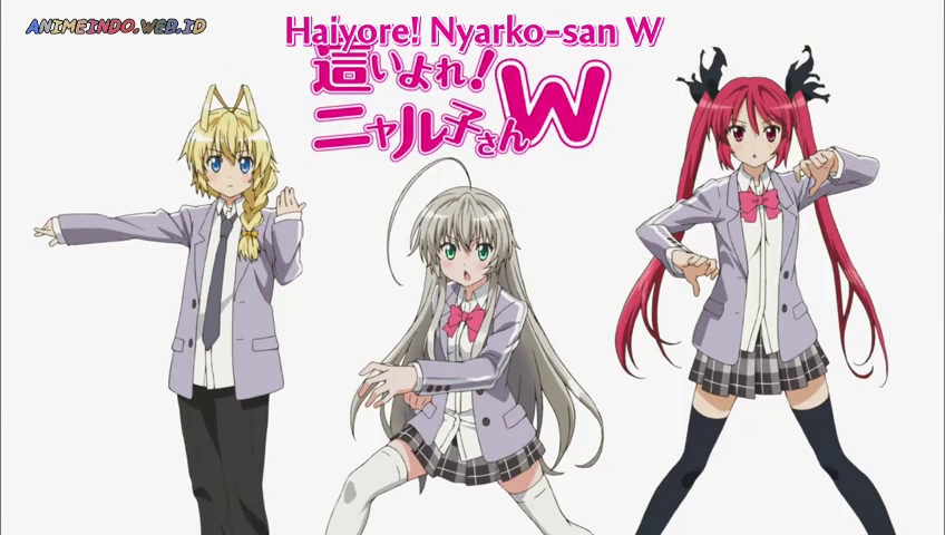 Haiyore! Nyaruko-san W 9 Sub Indo Animeindo Haiyore! Nyaruko-san W 9 Subtitle Indonesia Animeindo Download Haiyore! Nyaruko-san W episode 9 Sub Indo Download Video Haiyore!  Anime indo Download Haiyore! Nyaruko-san W Subtitle Indonesia.
