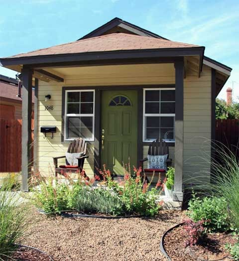 Home Design Ideas For Small Houses: New Home Designs Latest.: Small Homes Exterior Designs