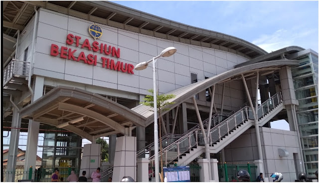 Stasiun Bekasi Timur - Jadwal KRL Bekasi Timur