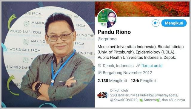 Twitter Pandu Riono Diretas, Fadli Zon Curiga Pelakunya Adalah ...