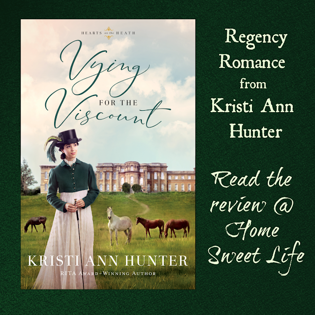 book reviews, Kristi Ann Hunter, Bethany House Publishers