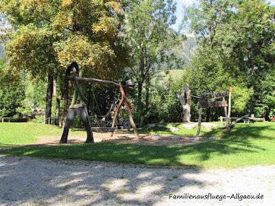 Wildererspielplatz in Bad Hindelang