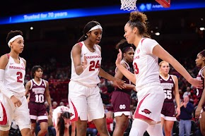 2020 SEC schedule for Arkansas' women's basketball announced