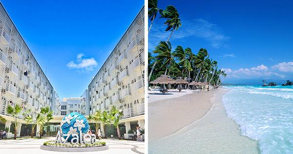 Azalea Hotel in Boracay, Philippines
