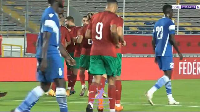 المنتخب المغربي يستعد لمواجهة منتخب إفريقيا الوسطى