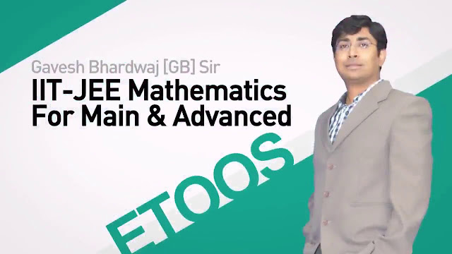 GB SIR COMPLETE MATHEMATICS for JEE MAIN/ADVAMCED VIDEO