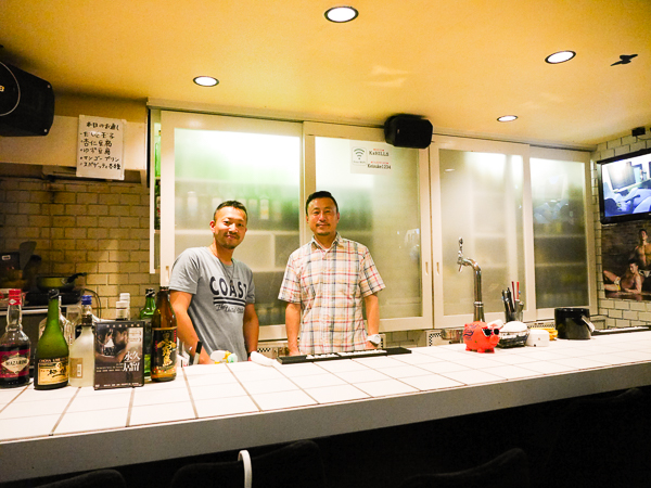 K's Hills is a gay bar in Osaka where a warm welcome awaits.