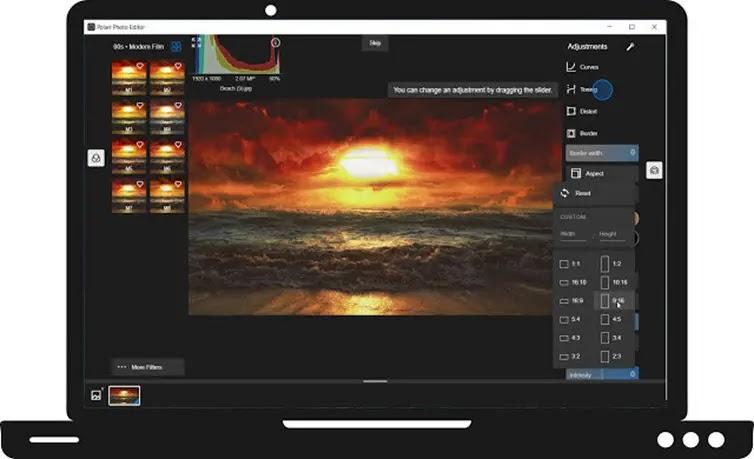 Pollar Photo Editor  :  Το κορυφαίo  πρόγραμμα επεξεργασίας  φωτογραφίας για κινητά και PC
