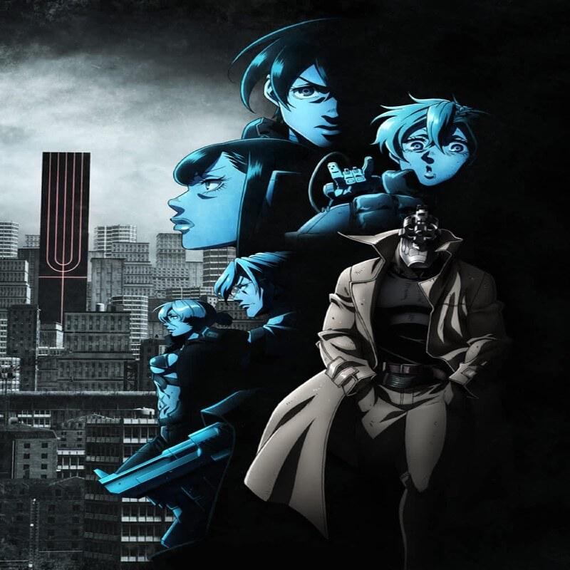 جميع حلقات أنمي No Guns Life 2nd Season مترجم