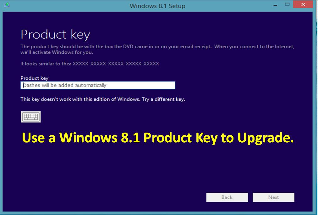 download windows 8.1 pro activation key