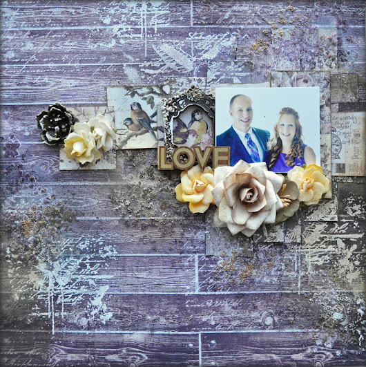 *New Prima Products!!* Layout/Tag Set