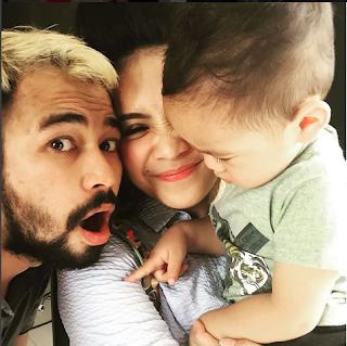 Nagita Slavina, Raffi Ahmad dan Anak