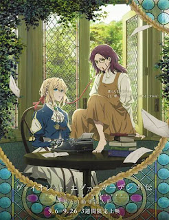 Violet Evergarden: Eternity and the Auto Memories Doll (2019) | DVDRip Latino HD GoogleDrive 1 Link