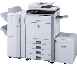 Sharp MX-M453N Printer Driver Download & Installations