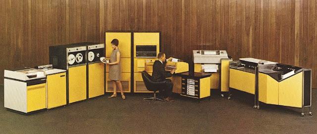 Historia de la computación 4️⃣: Las generaciones de computadoras