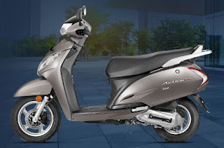 Honda Activa 125 Colors Mat Crust