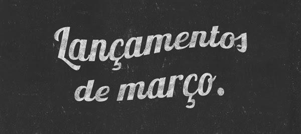 [NOVO CONCEITO] LANÇAMENTOS MARÇO/2017
