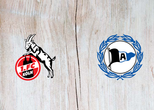 Köln vs Arminia Bielefeld -Highlights 31 January 2021