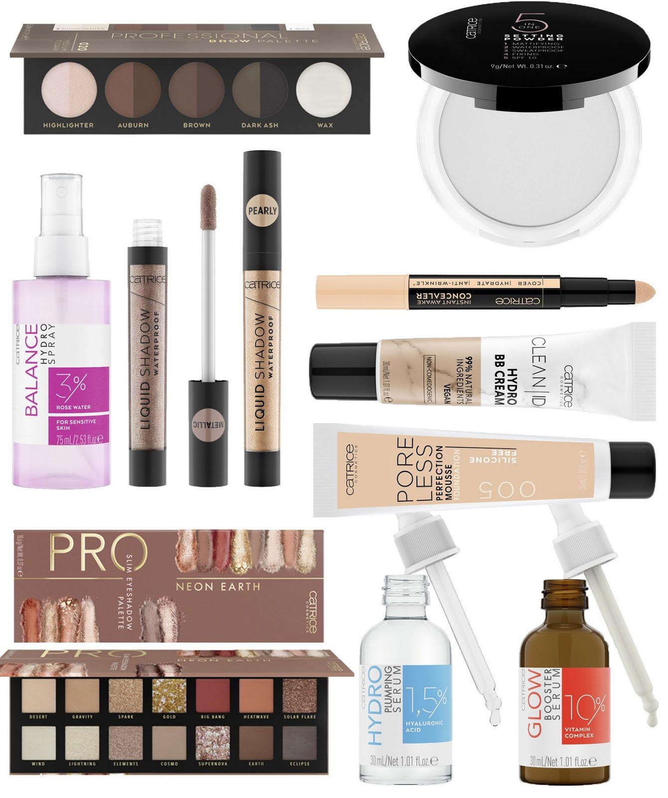 Catrice New Products Spring/Summer 2020 Wishlist