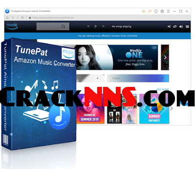 Tunepat Amazon Song Converter Premium Free Download