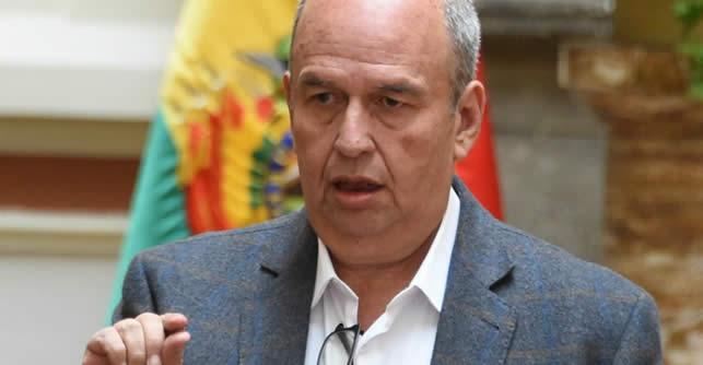 Ministerio de Gobierno ratifica que habrá 'cero tolerancia' a la corrupción en el sistema judicial