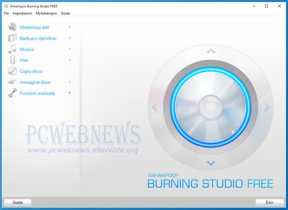 Ashampo Burning studio Portable