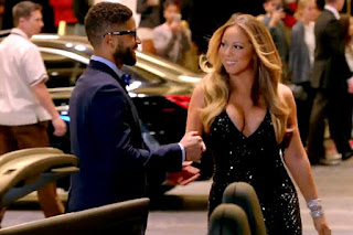 Mariah Carey Infamous Lyrics Empire Jussie Smollett