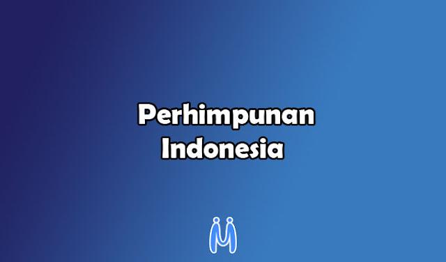 Organisasi Pergerakan Nasional: Perhimpunan Indonesia (PI)