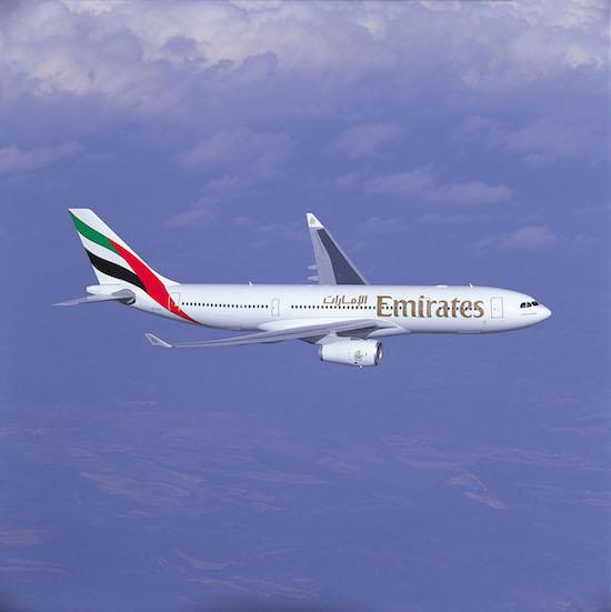 Emirates do Auckland przez Bali