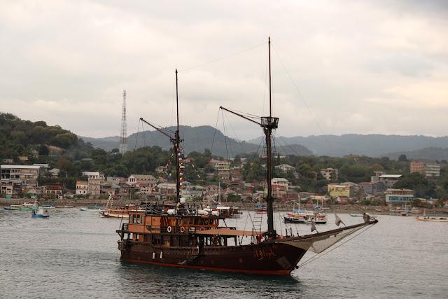 Perahu Pinisi Labuan Bajo