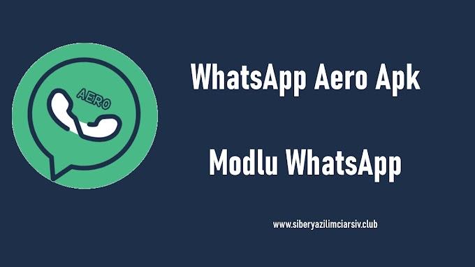 WhatsApp Aero Apk | Modlu WhatsApp v8.70