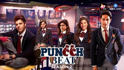 Download And Watch Online Puncch Beat Season 2 On Altbalaji, Mxplayer