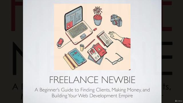 Freelance Newbie | Udemy