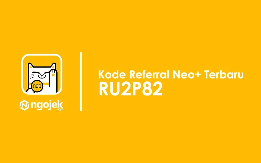cara daftar dan kode referral neo+ terbaru