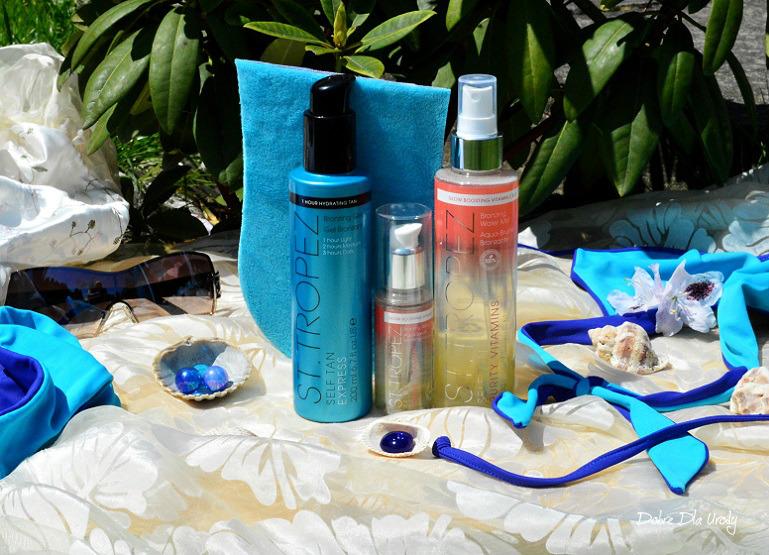 Kosmetyki St.Tropez - naturalna opalenizna z tubki