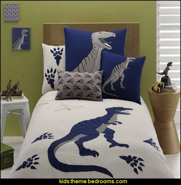 dinosaur duvet  dinosaur theme bedrooms - dinosaur decor - decorating bedrooms dinosaur theme - dinosaur room decor - dinosaur wall murals - dinosaur wall decals - life size dinosaur props - dinosaur duvet