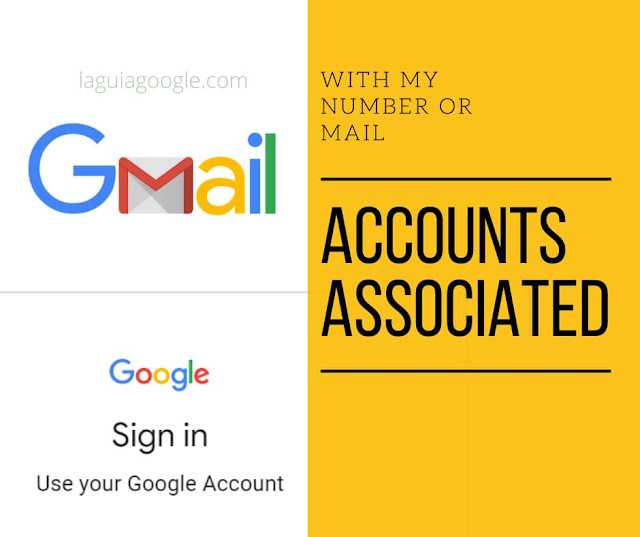 how to know how many gmail accounts do i have