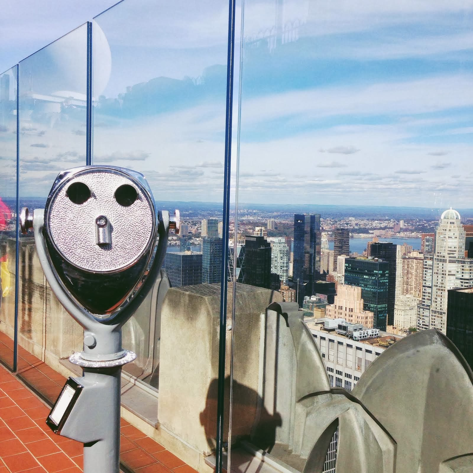 tower viewer in new york observation deck